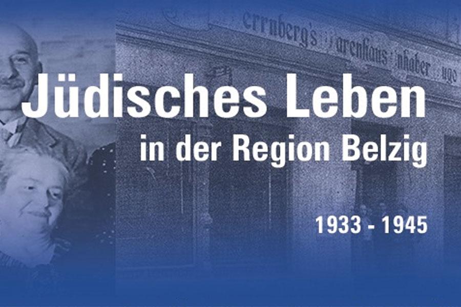 """Ausstellung """"Jüdisches Leben in der Region Belzig 1933-1945"""""""