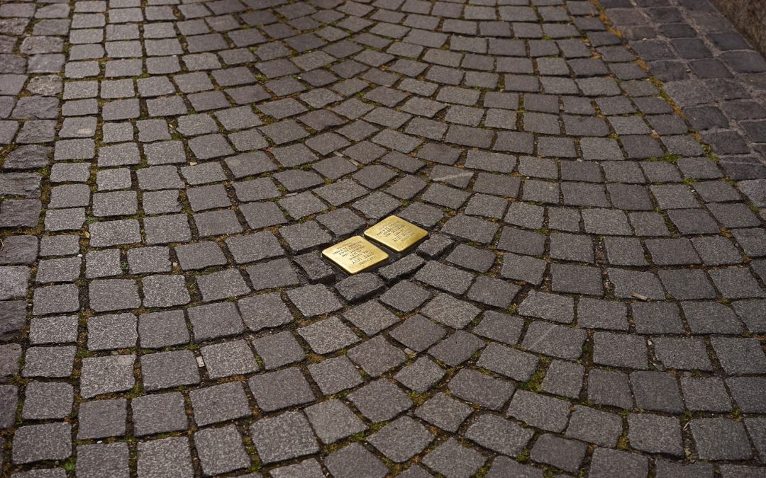 Stolpersteinverlegung in Bad Belzig